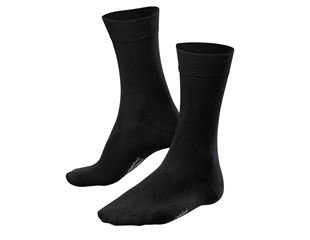 e.s. Business Socken classic light/high, 2er Pack