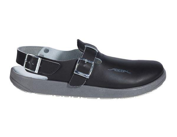 ABEBA OB Ženski in moški sandali Hawaii črna,1.png | 36,normal