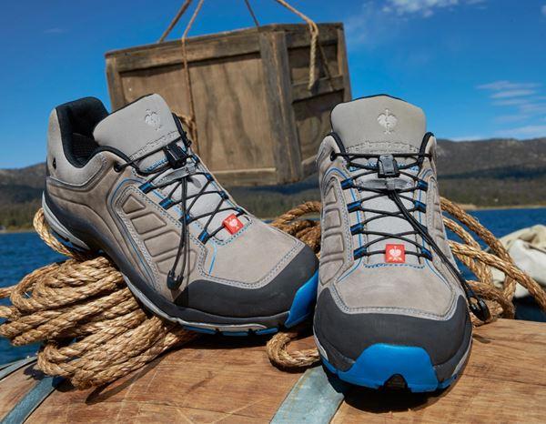 "e.s. poklicni čevlji ""Minkar Leder"" pepelnata/atolska,939.png | 41,normal"