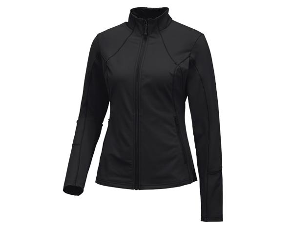 e.s. Funkcijska športna jakna solid, dame