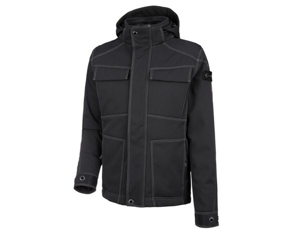 Zimska jakna Softshell e.s.roughtough