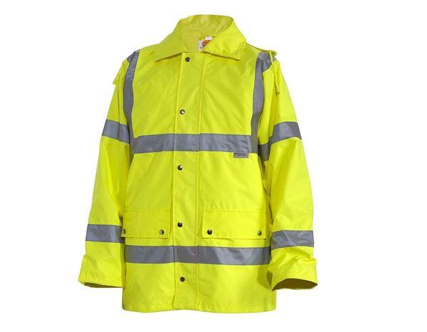 """Opozorilna zaščitna jakna """"4 v 1"""""""