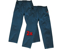 Bundhose Basic, 2er Pack