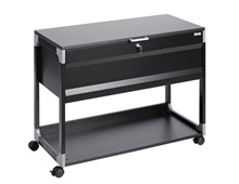 Durable System File Trolley Multi Top