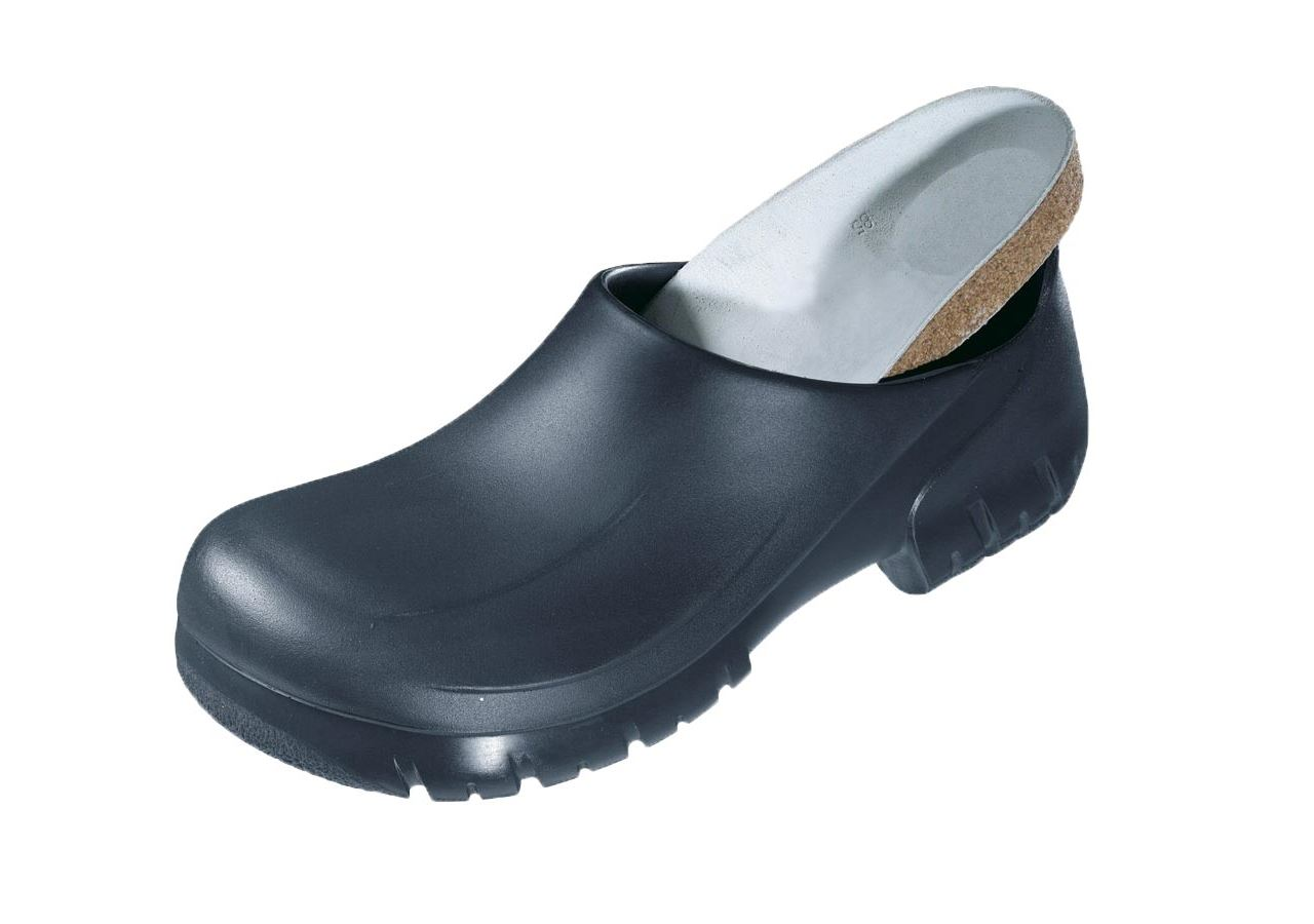 Einlegesohlen: Ersatz-Fußbett für ALPRO-Berufsschuhe + weiß