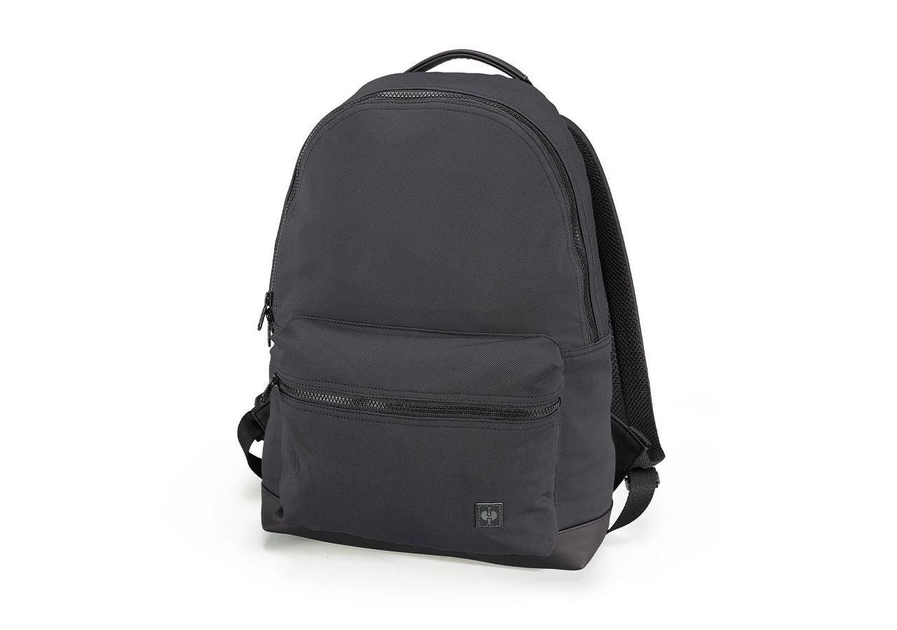 Accessoires: Backpack e.s.motion ten + oxidschwarz