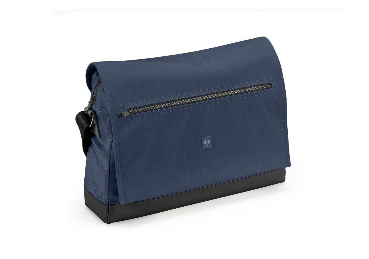 Accessoires: Messenger Bag e.s.motion ten + schieferblau