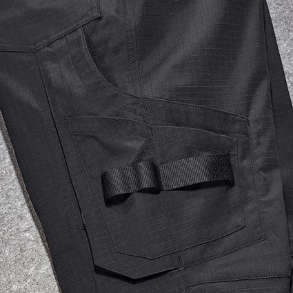 Hosen: Bundhose e.s.concrete solid, Damen + schwarz 2