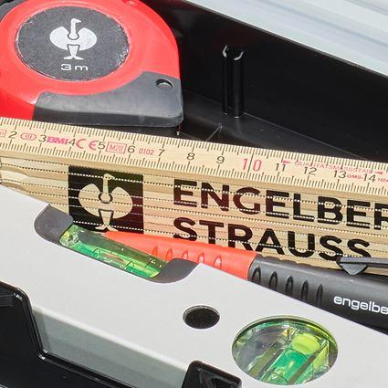 Werkzeugkoffer: Messwerkzeug-Set in STRAUSSbox mini 2