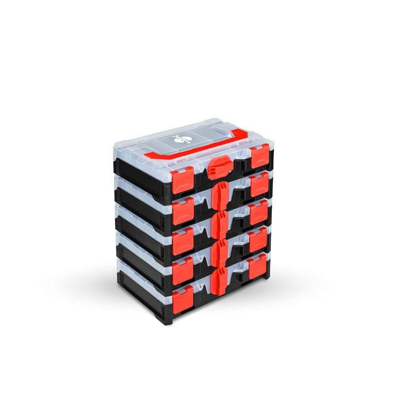 Werkzeugkoffer: STRAUSSbox mini Set 5 für 4
