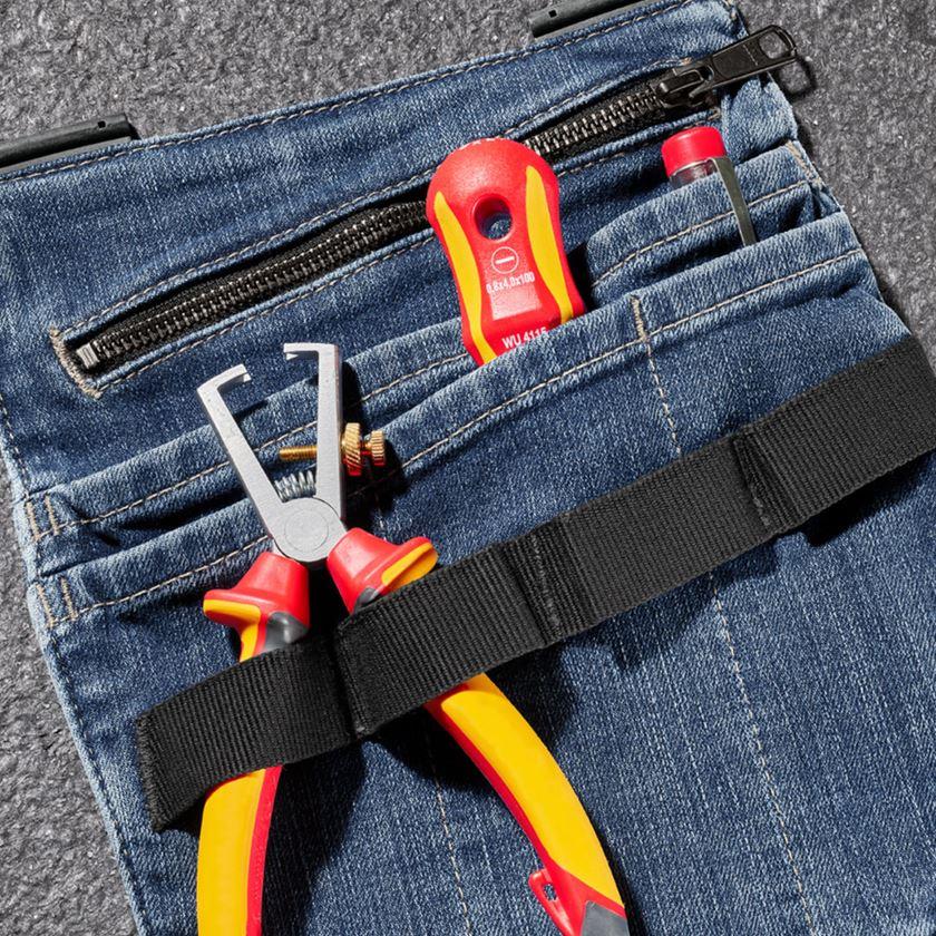 Accessoires: Jeans-Werkzeugtaschen e.s.concrete + stonewashed 2