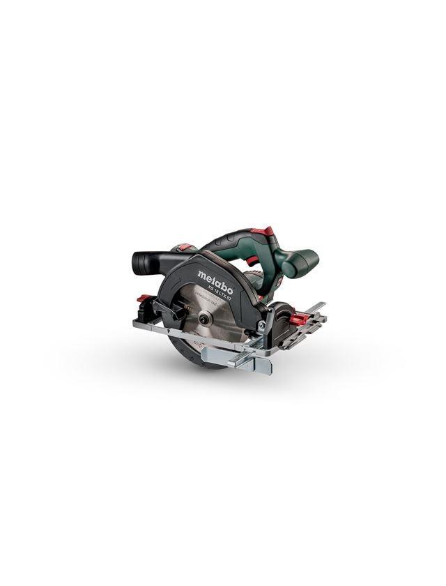 Elektrowerkzeuge: Metabo 18,0 V Akku Handkreissäge KS 57 in metaBOX