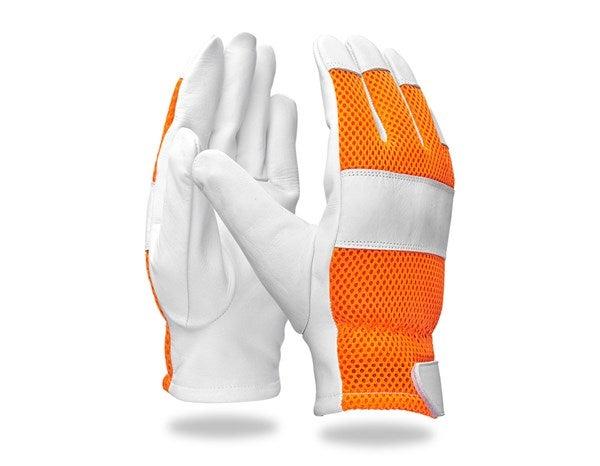 e.s. usnjene rokavice Mesh
