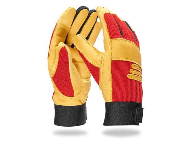"""Montažne rokavice iz pravega usnja """"Biflex"""""""