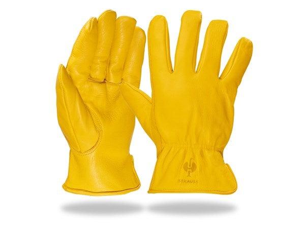 """Zimske rokavice iz pravega usnja  """"Yellowstone"""""""