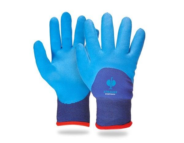 """e.s. Nitrilne rokavice """"evertouch winter"""""""
