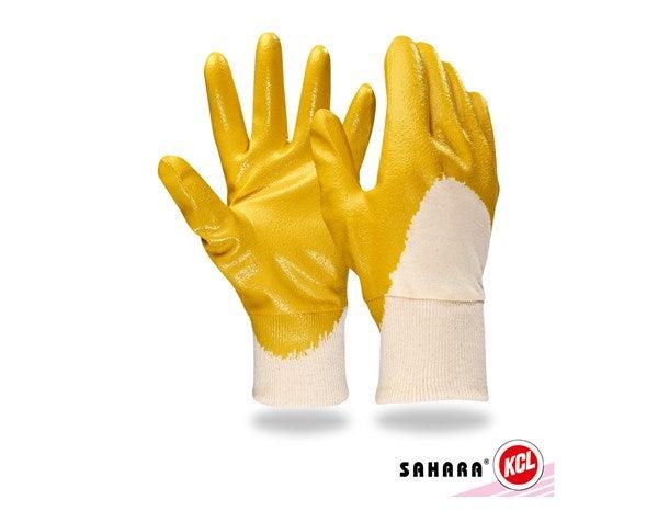 Nitrilne rokavice Sahara