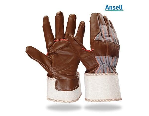 Nitrilne rokavice Hyd-Tuf 52-547