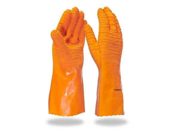 Rokavice iz lateksa, ekstra dolge