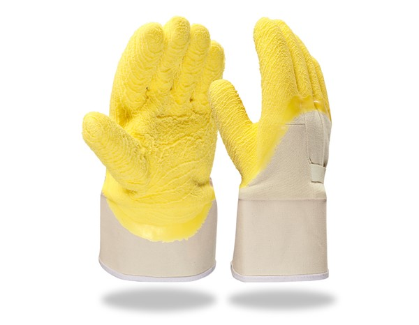 Rokavice iz lateksa Grip