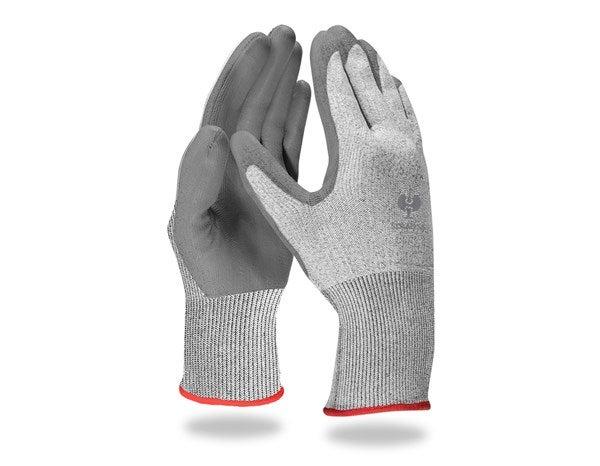 PU-rokavice za zaščito proti urezninam,C stopnja