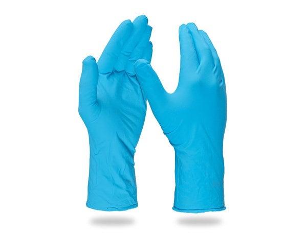 Nitril rokavice enkratno uporabo ChemRisk II,brez.