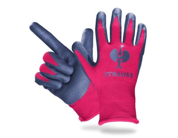 e.s.Otroške rokavice iz nitrilne pene