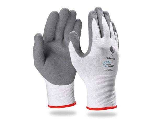 Rokavice iz nitrilne pene e.s. recycled, pakiranje