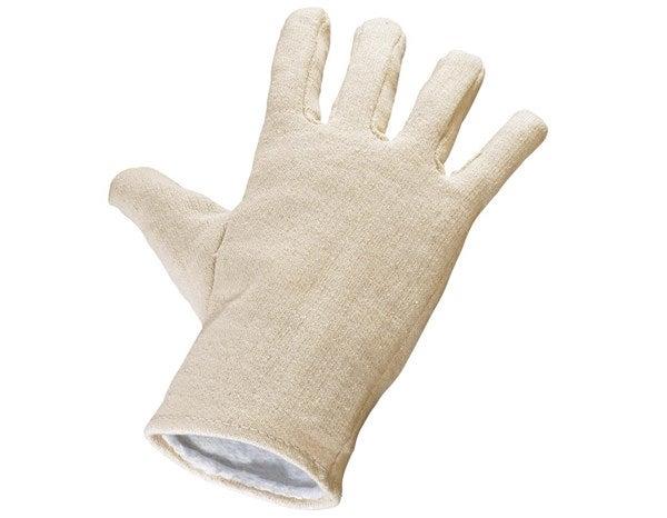 Rokavice iz trikoja,  težke 8,normal