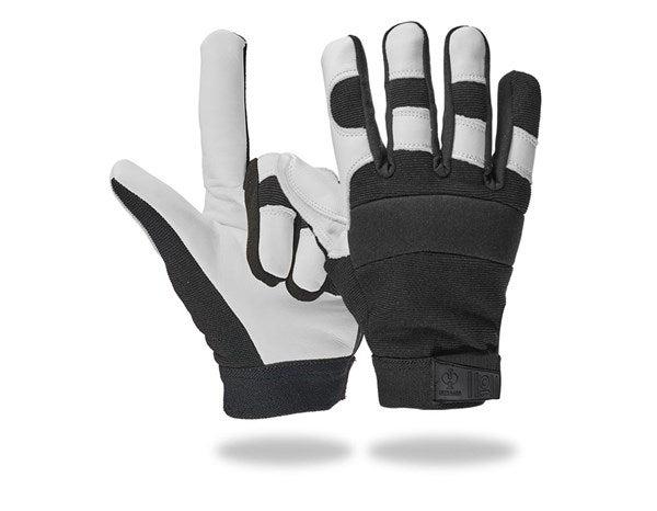 """Montažne rokavice iz pravega usnja """"Ice"""""""