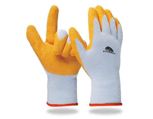 Pletene rokavice iz lateksa Eco Grip II, 12-delno