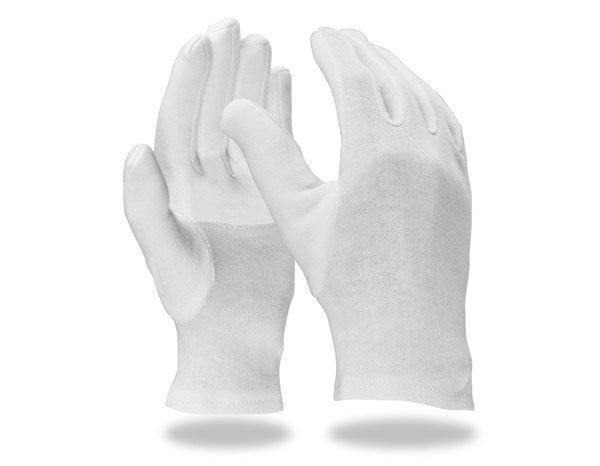Rokavice iz trikoja, ojačene, 12-delno
