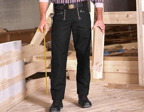 Delavniške hlace Alois črna,1.png | 44,za običajne postave