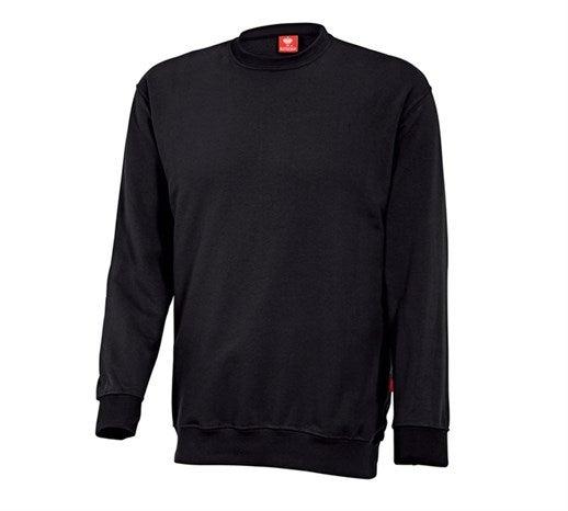 e.s. Športna majica poly cotton črna,1.png | XS,za običajne postave