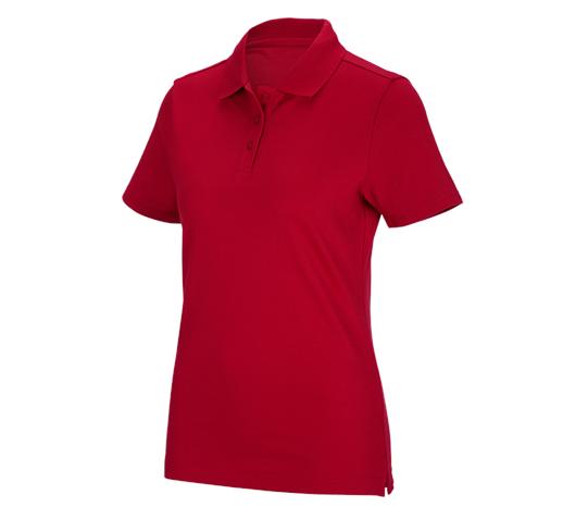 e.s. Ženska funkcijska polo majica  poly cotton