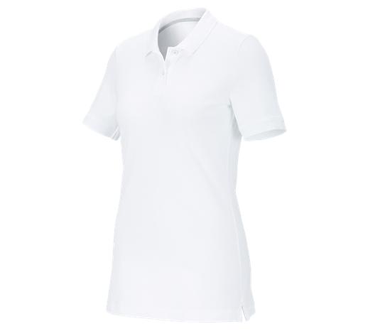 e.s.  Ženska polo majica piqué cotton stretch