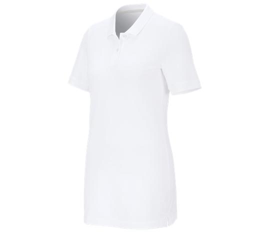 e.s.  Ženska polo majica piqué cotton stretch,long