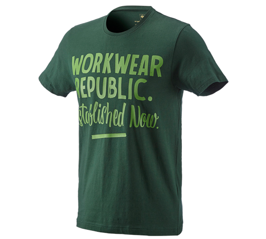 e.s. Kratka majica workwear republic