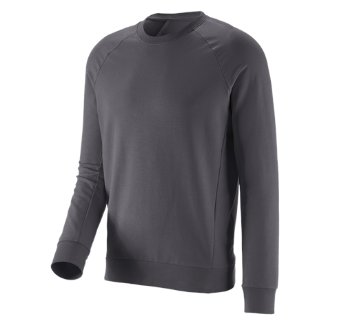 e.s. Športna majica cotton stretch antracit,7.png | XS,za običajne postave