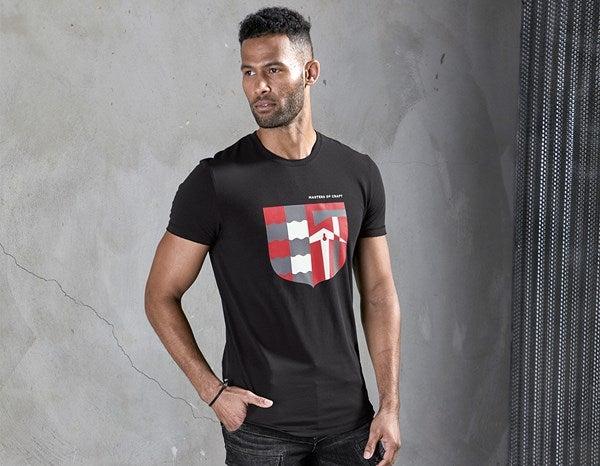 e.s. Kratka majica Masters of Craft črna,1.png   S,za običajne postave
