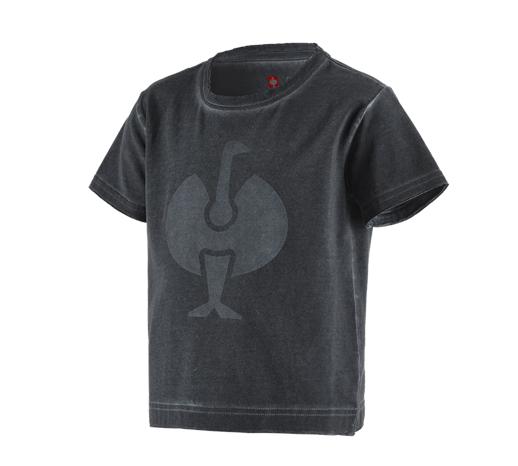 Otroška kratka majica e.s.motion ten ostrich
