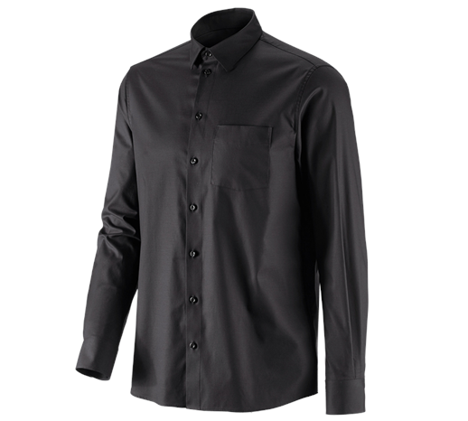 e.s. Poslovna srajca cotton stretch, comfort fit