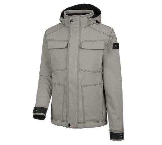 Zimska jakna Softshell e.s.roughtough pepelnata,845.png | S,za običajne postave