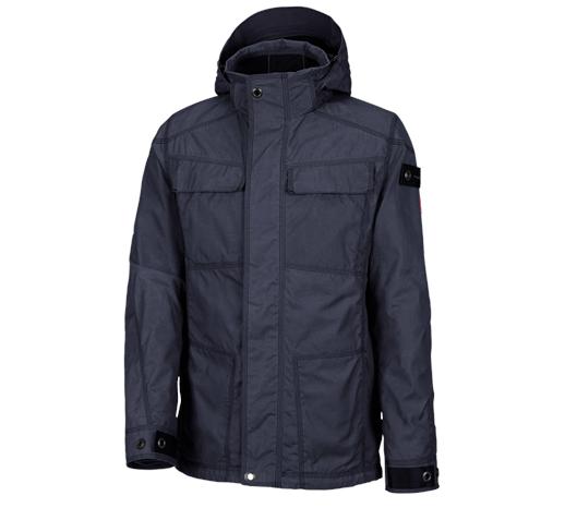 "e.s. Funkcijska jakna ""cotton touch"" temno modra,846.png | S,za običajne postave"