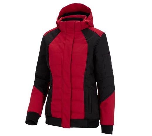 Ženska zimska jakna Softshell e.s.vision