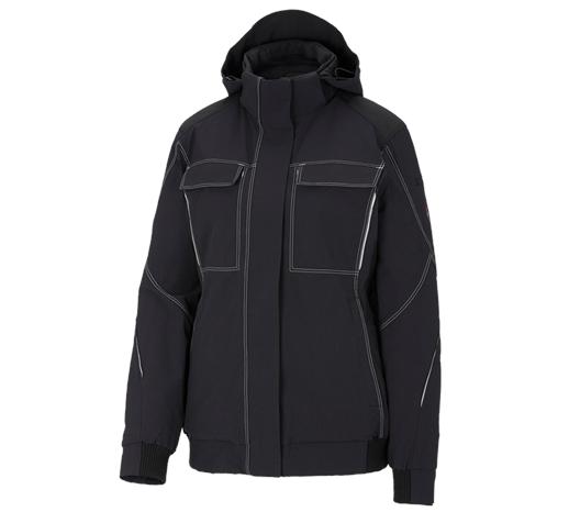 Ženska zimska funkcijska jakna e.s.dynashield črna,1.png | XS,za običajne postave