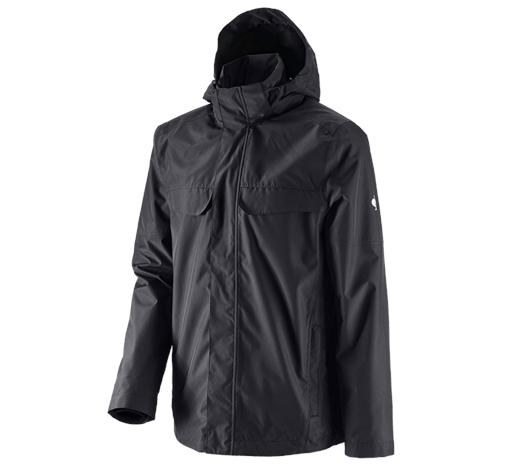 Dežna jakna e.s.concrete
