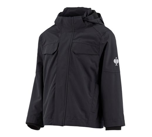 Otroška dežna jakna e.s.concrete