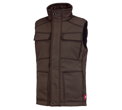 Zimski brezrokavnik Softshell e.s.roughtough