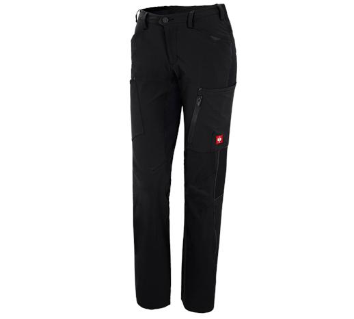 Ženske raztegljive kargo hlače e.s.vision stretch